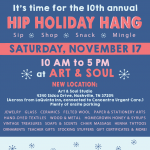 Hip Holiday Hang 2018