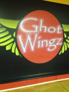 Ghot Wingz