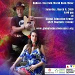 Global Music Cabaret Series