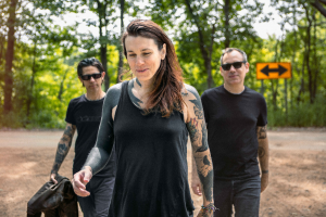 Laura Jane Grace and the Devouring Mothers, Mercy Union & Control Top
