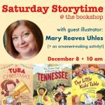 Holiday Storytime with Mary Reaves Uhles