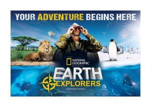 National Geographic presents: Earth Explorers
