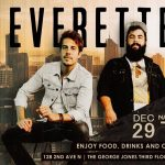 Dang the Whiskey Party feat. Everette