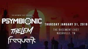 Psymbionic + Thelem + Frequent