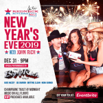 Ring in the New Year at Redneck Riviera