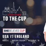 SheBelieves Cup - Nashville | USA vs. England