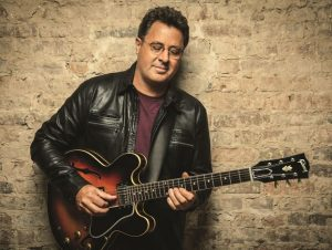 Vince Gill & Five Guitar Players He's Crazy About