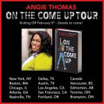 Salon@615 Special Edition with Angie Thomas | On The Come Up Tour