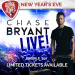 Chase Bryant: LIVE on New Year's Eve