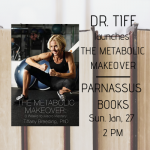 Author Event with Tiffany Breeding, PhD