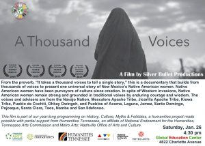 A Thousand Voices: Documentary Movie Viewing