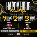 "WKND HANG SUITE ""Happy Hour"""