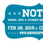 Noted: Songs, Sips & Stories