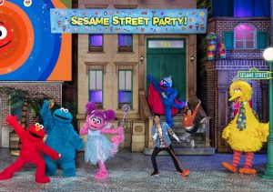Sesame Street Live! Let's Party!