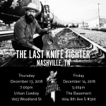 The Last Knife Fighter