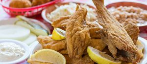 Uncle Bud's Catfish Chicken and Such