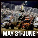 World of Outlaws Dirt Race