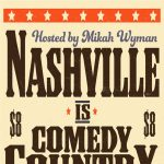 Nashville is Comedy Country