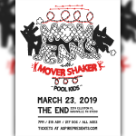 Mom Jeans. w/Mover Shaker, Pool Kids