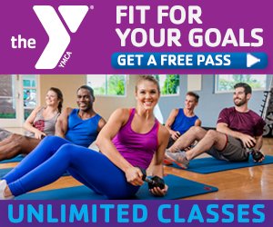 Try the YMCA: No Joining Fee and a 3 Visit Pass