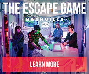 Choose Your Adventure with The Escape Game Nashville: 60 min Adventures begin now - Get Tickets!