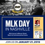 MLK Day Weekend Events