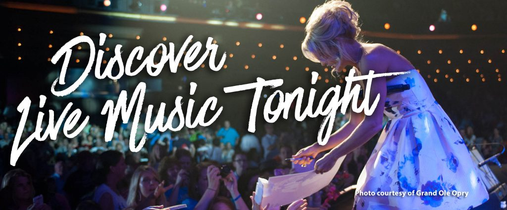 Live Music Tonight - Carrie Underwood