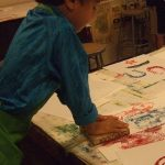 Family Program: Make Letterpress Art with Hatch Show Print