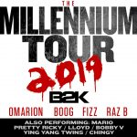 The Millennium Tour | B2K, Mario, Pretty Ricky, Lloyd, Bobby V, Ying Yang Twins, Chingy