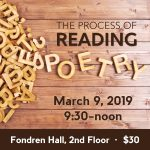 The Process of Reading Poetry