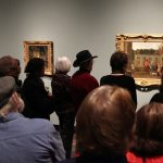 Docent-Guided Exhibition Tour with ASL Interpreter