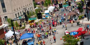 Downtown Gallatin Square Fest & Classic Car Sh...