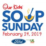 Ford Our Kids Soup Sunday