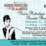 Women Impacting the Community Awards Banquet