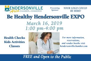 Be Healthy Hendersonville Expo