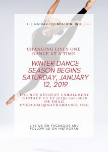 2019 Winter Dance Season