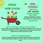 Historic Mansker's Station Home School Program - April