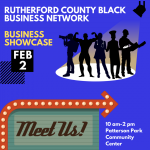 Business Showcase: Rutherford County Black Business Network