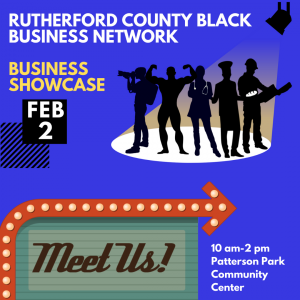 Business Showcase: Rutherford County Black Busines...