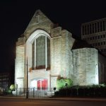 Holy Week Schedule at First Lutheran Church