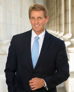 Chancellor's Lecture Series | Sen. Jeff Flake and This American Life's Zoe Chance