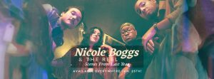 Nicole Boggs CD Release, Ross Livermore