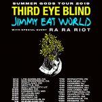 Third Eye Blind & Jimmy Eat World: Summer Gods Tour 2019