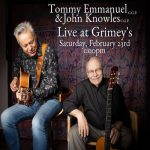 IN-STORE: Tommy Emmanuel and John Knowles