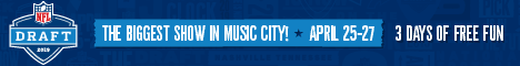 The Biggest Show in Music City: 2019 NFL Draft
