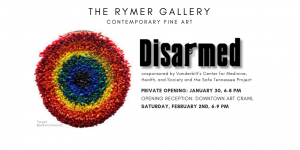 DISARMED - A Group Exhibition