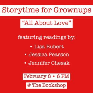 Storytime for Grownups