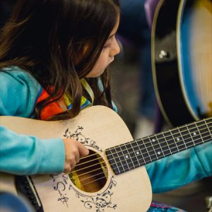 Family Program: Beginner Guitar Workshop: Outlaws ...