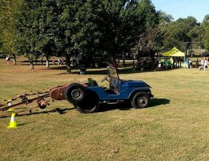 Vintage Jeep & Tractor Show