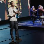 A Thousand Thoughts: A Live Documentary by Sam Green and Kronos Quartet